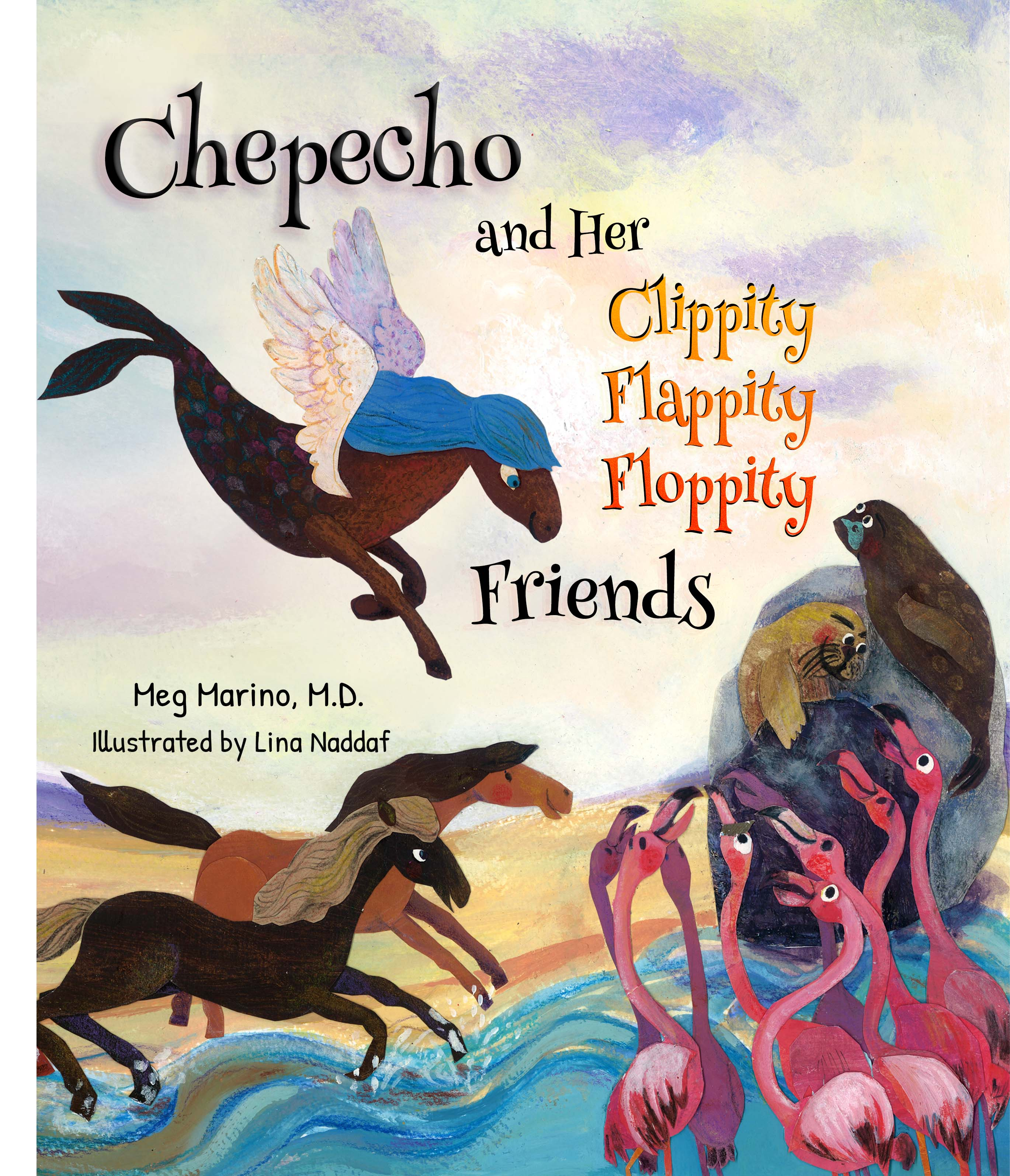 Chepecho and Her Clippity Flappity Floppity Friends